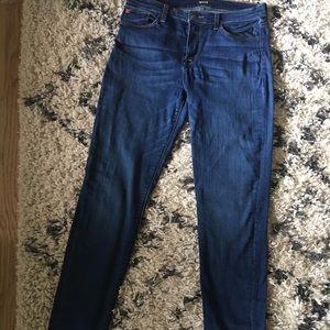 Hudson Natalie super-skinny Jeans